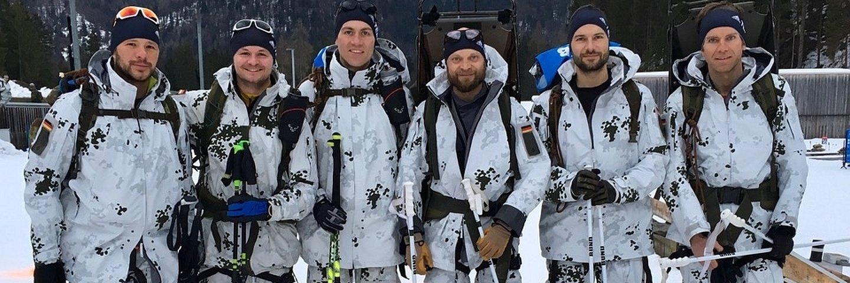 Skizug der Landesgruppe Bayern