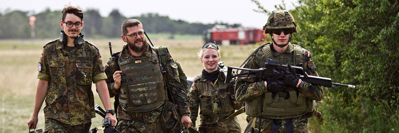 Kameradschaft in Schleswig-Holstein, Reservisten und Aktive