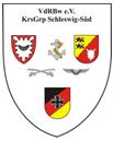 Wappen der Kreisgruppe Schleswig Süd