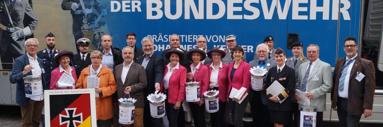 Bild vom Benefizkonzert der BigBand der Bundeswehr 2017 /