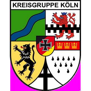 Wappen der Kreisgruppe Köln