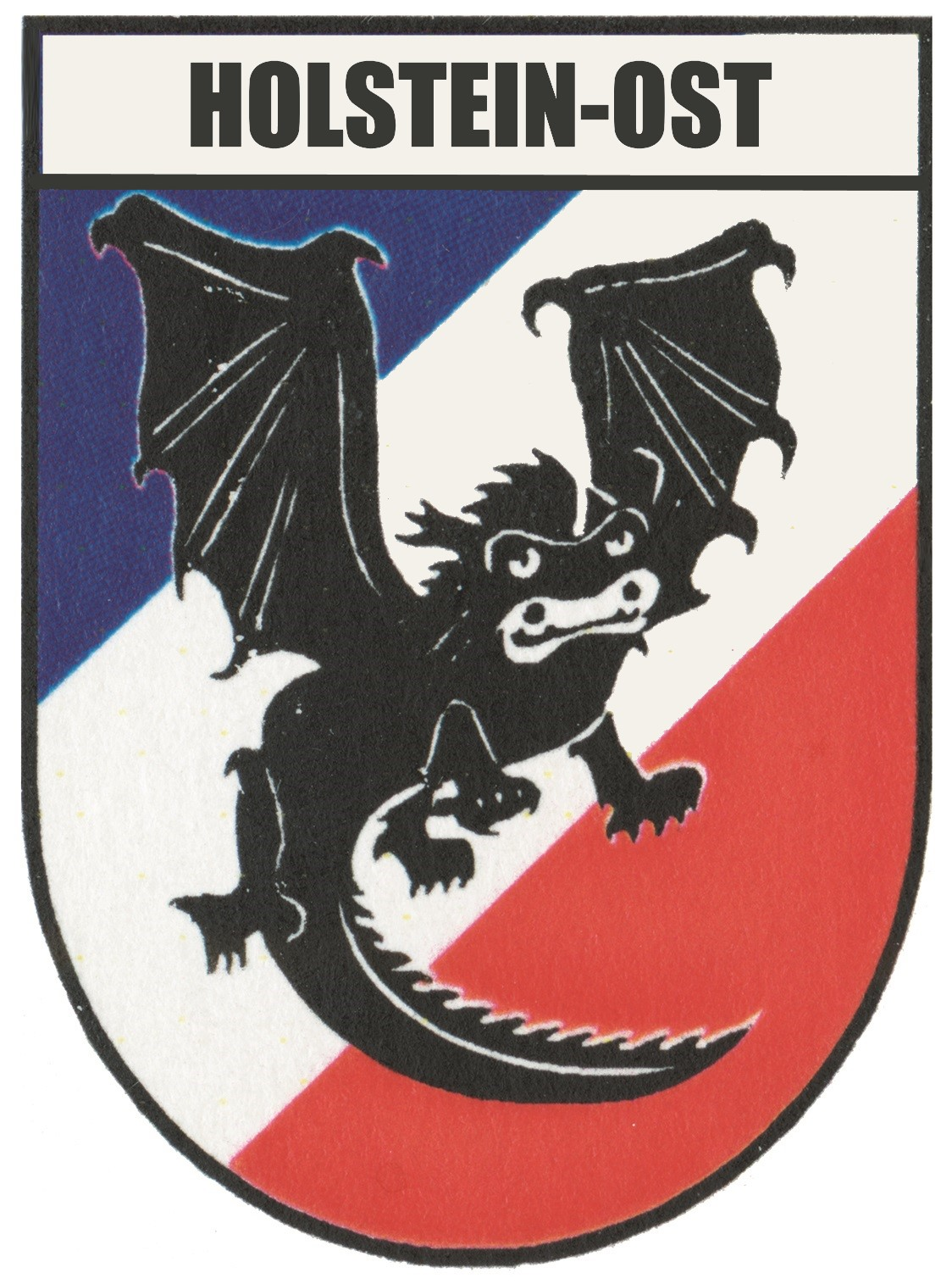 Wappen der Kreisgruppe Holstein Ost