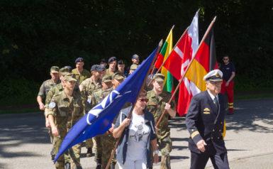 Feldempfang zur Kieler Woche 2019 des VdRBw e.V.