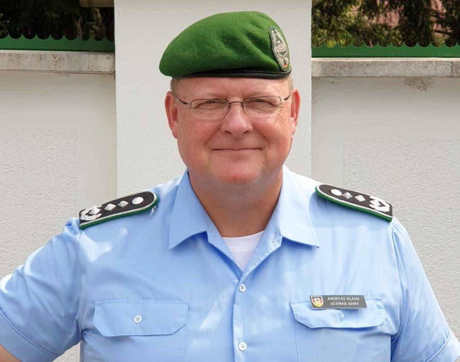 Oberst A. Klahn