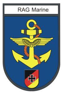Logo der RAG Marine