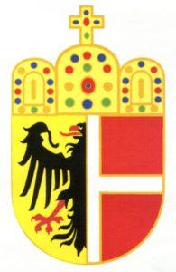 Wappen der Kreisgruppe Aachen
