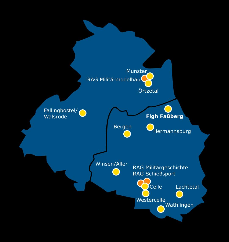 Karte Faßberg