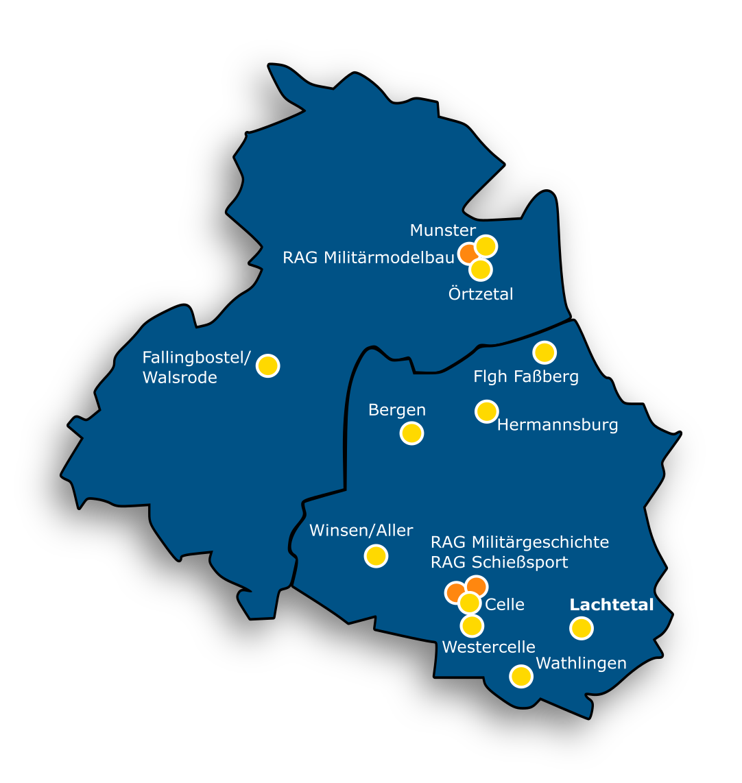 Karte Lachtetal