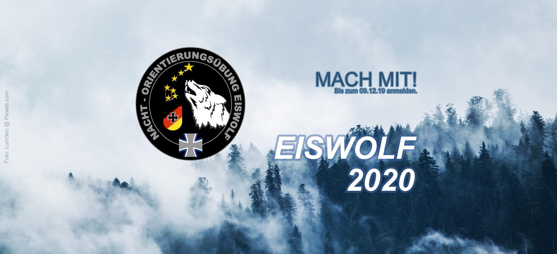 Eiswolf 2020