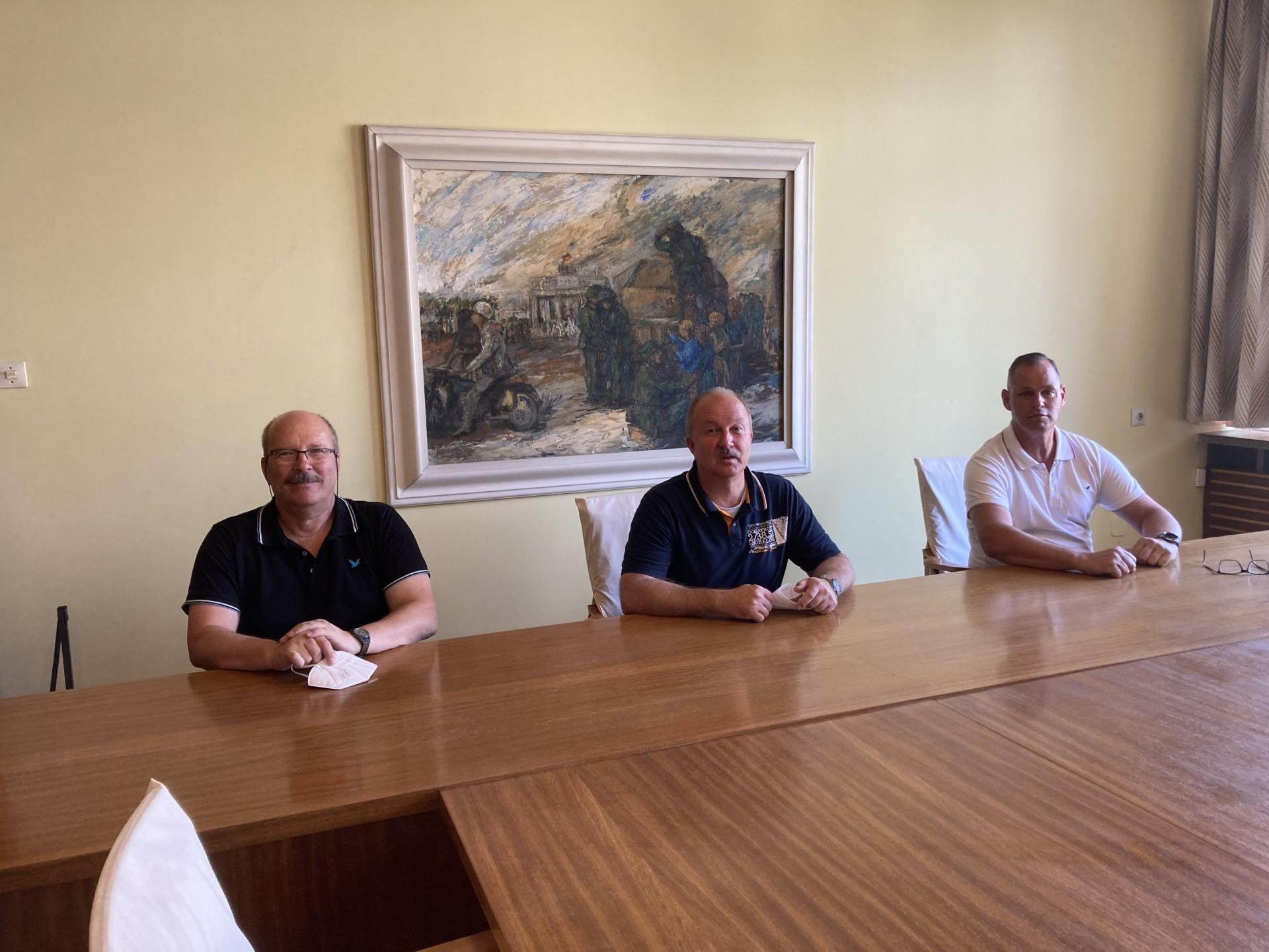 MfS Mielkes Konferenzraum
