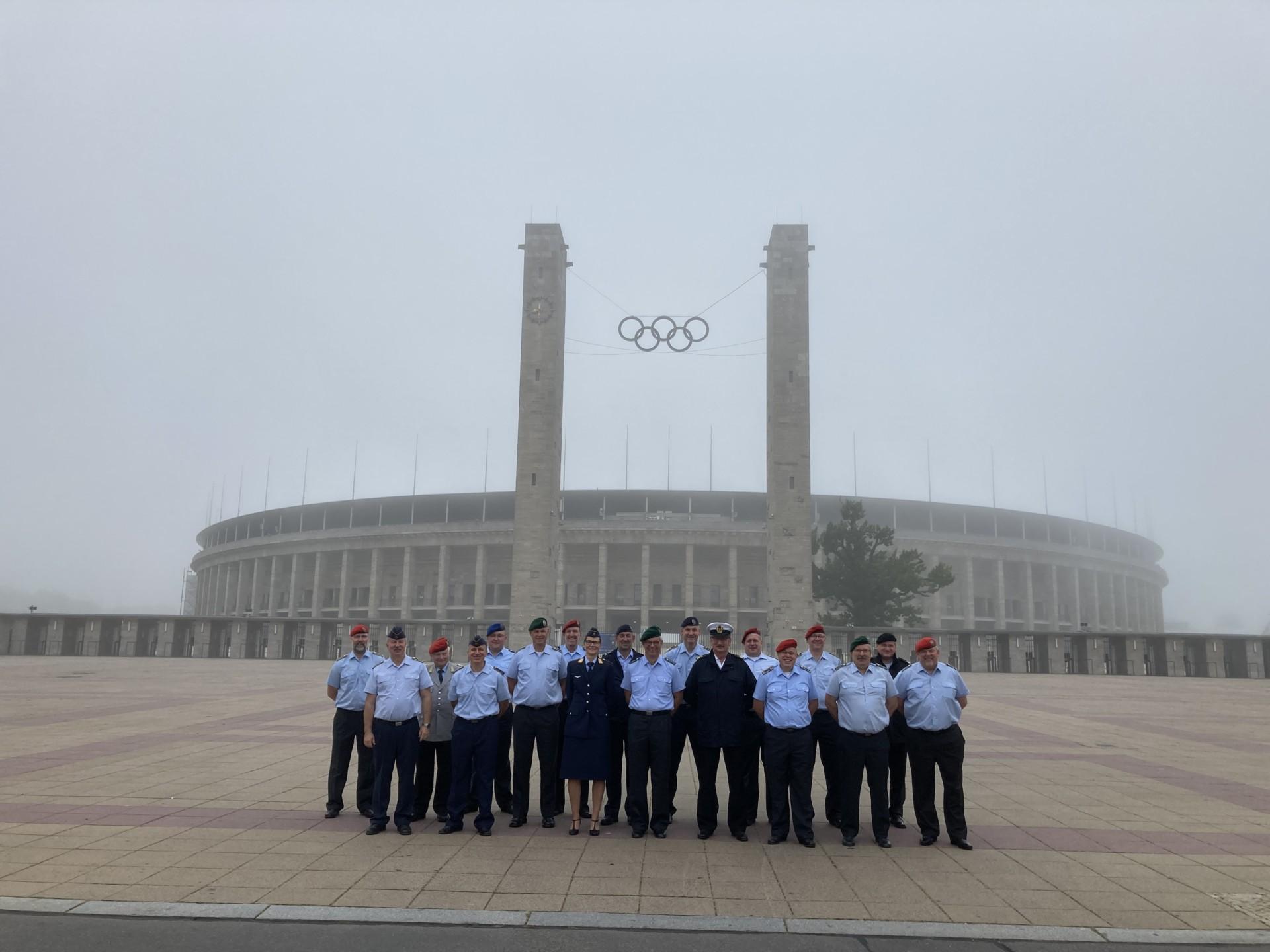 Olympiastadium